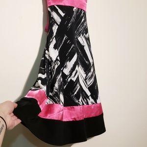 Flirty Strappy Dress